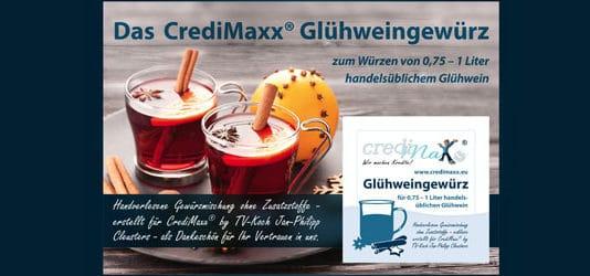 Natürlich ohne Zusätze – Wie unsere Kreditverträge, so auch unser Glühweingewürz by TV-Koch Jan-Philipp Cleusters